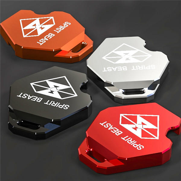 Scooter Aluminum Alloy Key Cover Accessories For Suzuki/Yamaha - Slabiti