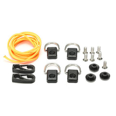 Deck Rigging Kit Bungee Accessories For Kayak Canoe Marine Boat - Slabiti