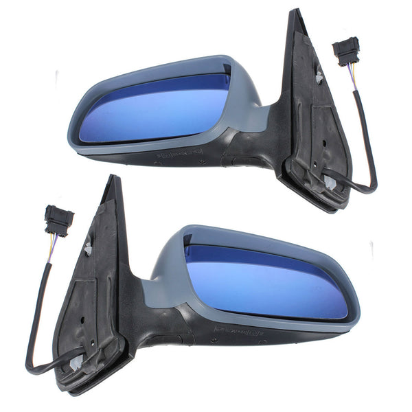 Car Exterior Electric Wing Door Mirror Left /Right Side For VW Bora Golf MK4 1997-2005 - Slabiti