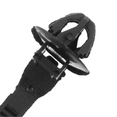Universal Nylon Tie Wrap Cable Fixed Car Fastener Clip - Slabiti