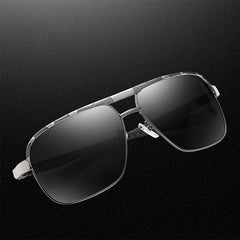 Mens Classic UV400 Polarized Sunglasses Outdoor Casual Driving Eyewear - Slabiti