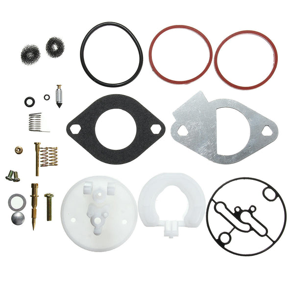 25pcs Carburetor Rebuild Kit For Briggs & Stratton Master Overhaul Carburetor Nikki 796184 - Slabiti
