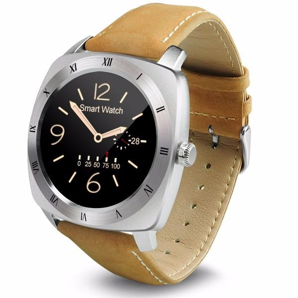 DM88 1.22-inch TFT IPS Screen 320mAh MTK2502C bluetooth 4.0 Smart Watch For iOS Android - Slabiti