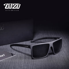 20/20 Brand Design Classic Black Polarized Sunglasses Men Driving Sun Glasses for Male Shades Eyewear With Box Oculos PL273 - Slabiti