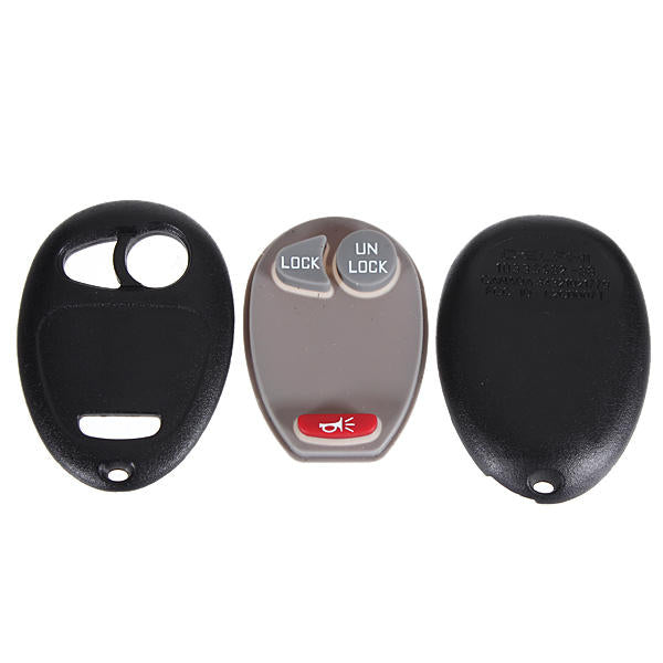 Keyless Entry Remote Key Cover Shell for Chevrolet GMC Hummer - Slabiti