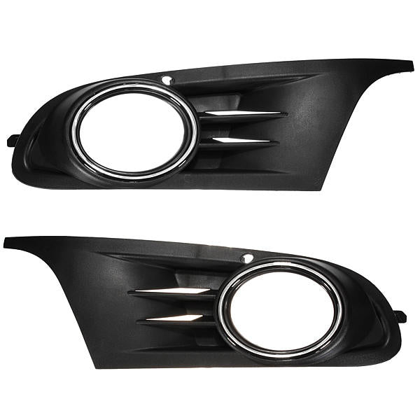 ABS Front Fog Light Grille Cover for VW GOLF JETTA MK6 S SE SEL TDI - Slabiti