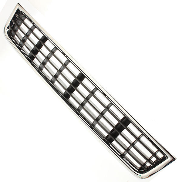 02-05 AUDI A4 B6 Chrome Front Center Lower Grille Grill - Slabiti