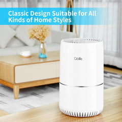Gblife KJ65F - A1 Air Purifier with 3 Filtering Stages for Scurf / Dust / Smoke - Slabiti