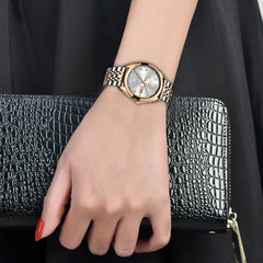 2019 LIGE New Rose Gold Women Watch Business Quartz Watch Ladies Top Brand Luxury Female Wrist Watch Girl Clock Relogio Feminin - Slabiti