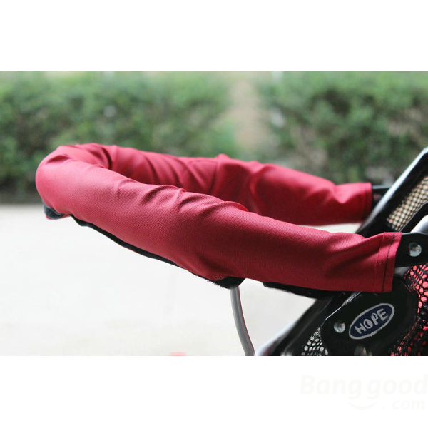 Baby Children Stroller Handrail Removable Easy Cleaning Armrest Cover - Slabiti