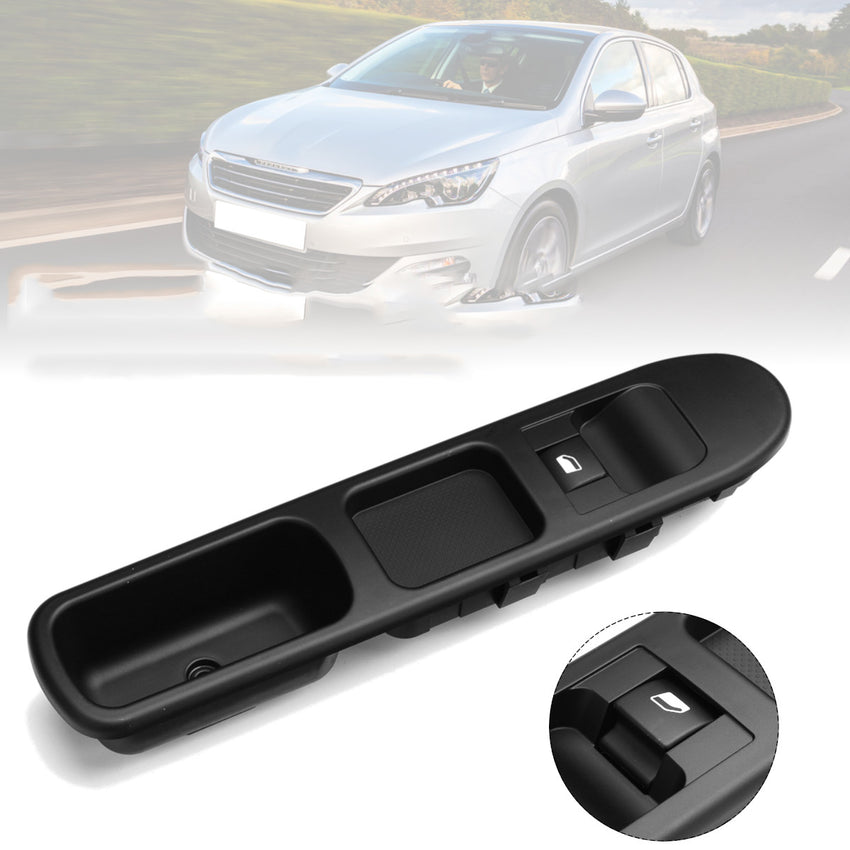 Passenger Power Window Switch Control Button For Peugeot 307 / CC / Break /SW 2001 2002 2003 2004 2005 2006 2007 - Slabiti