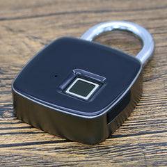 ANYTEK P3 Smart Fingerprint Lock Keyless bluetooth 4.1 APP Padlock Door Lock Waterproof - Slabiti