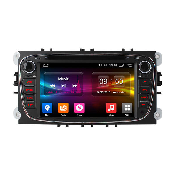 Ownice C500 OL-7296F HD 7Inch 4G Wifi Car MP5 Player Android 6.0 Quad Core TV GPS for Ford Focus - Slabiti