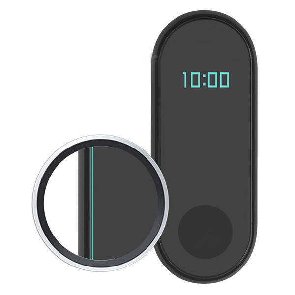 Ultra Thin Anti-explosion Protective Screen Protector Film For Xiaomi Miband 2 - Slabiti