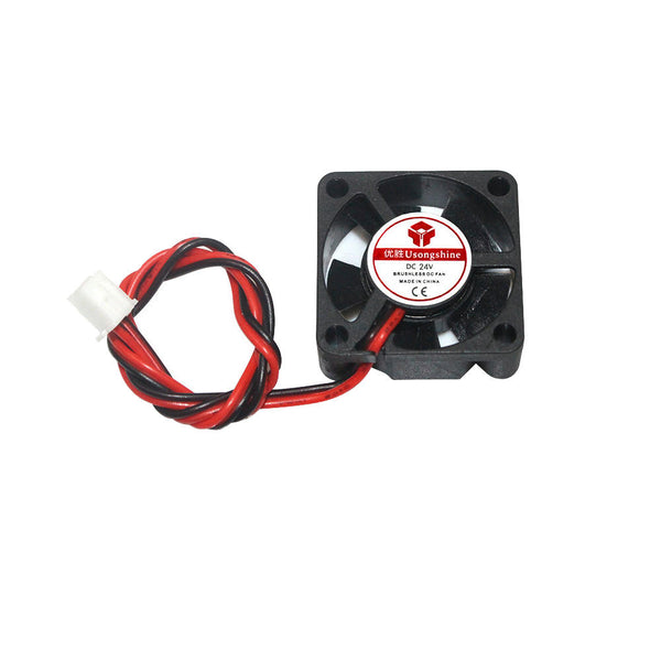 24v 30*30*10mm 3010 Cooling Fan with 2 Pin Dupont Wire for 3D Printer Part - Slabiti