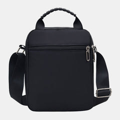 Men Fashion Large Capacity Shoulder Bag Messenger Bag - Slabiti