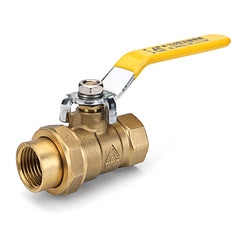 TMOK  1/2 Inch Brass Ball Valves for Water Oil Gas - Slabiti