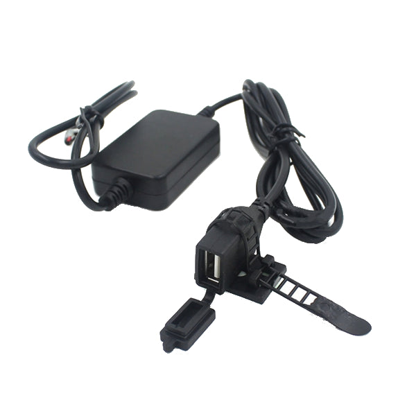 12V USB Power Charger Converter for Motorcycle Phone Android GPS - Slabiti