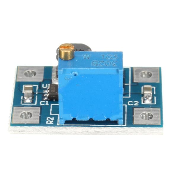 3pcs 2A DC-DC SX1308 High Current Adjustable Boost Module Short Circuit / Overheating Protection - Slabiti