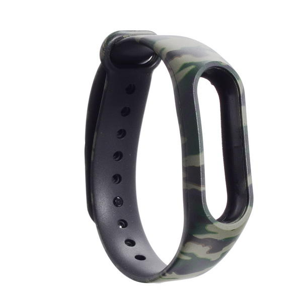 Xiaomi Replacement Silicone Wrist Strap WristBand for XIAOMI MI Band 2 - Slabiti