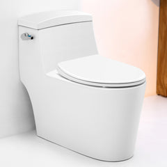 [Temperature Adjustment Version] Smart WhaleSpoutHeating Toilet SeatCover - Slabiti