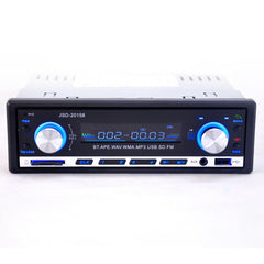 JSD-20158 bluetooth Vehicle Car MP3 Player Stereo With FM Radio Multifunction - Slabiti