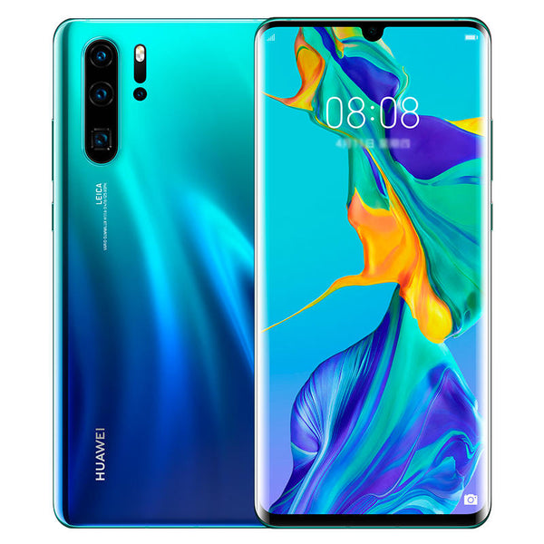 HUAWEI P30 Pro 6.47 inch 40MP Quad Rear Camera Wireless Charge 8GB RAM 128GB ROM Kirin 980 Octa core 4G Smartphone - Slabiti