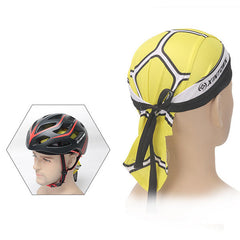 Mens Women Summer Breathable Sweat Bicycle Riding Caps Outdoor Sunshade Sport Headscarf - Slabiti