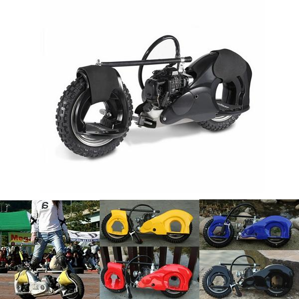 49cc Single Cylinder Air Cooled 2-Stroke Scooter SUV ATV For Wheelman - Slabiti