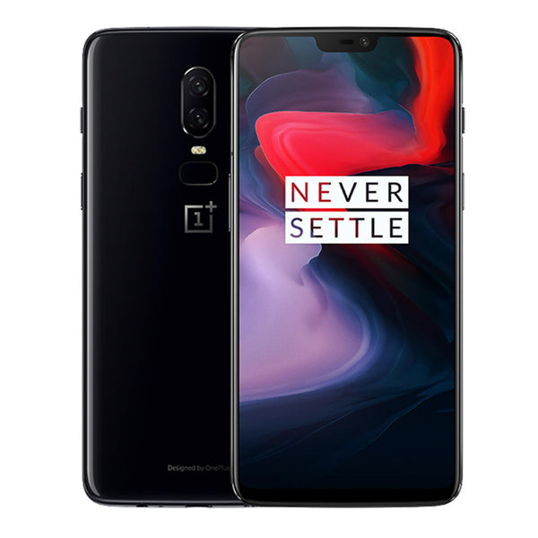 EU Version OnePlus 6 6.28 Inch 19:9 AMOLED Android 8.1 6GB RAM 64G ROM Snapdragon 845 4G Smartphone - Slabiti
