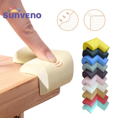 8pcs/set Sunveno Baby Safety Corner Protector Furniture Corners Angle Protection Child Safety Tape Edge Corner Guards - Slabiti