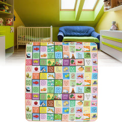 20mm Thick XL Large Baby Kids Toddler Play Mat Tent - Slabiti