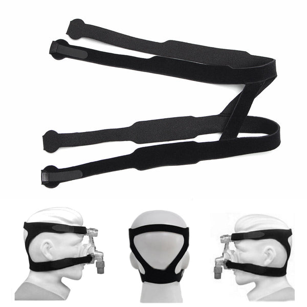 Universal Headgear Comfort Replacement Ventilator Part Anti-snore Head Band Without Mask - Slabiti