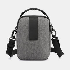 Men Casual Multifunctional Shoulder Bag Crossbody Bag Waist Bag Phone Bag - Slabiti