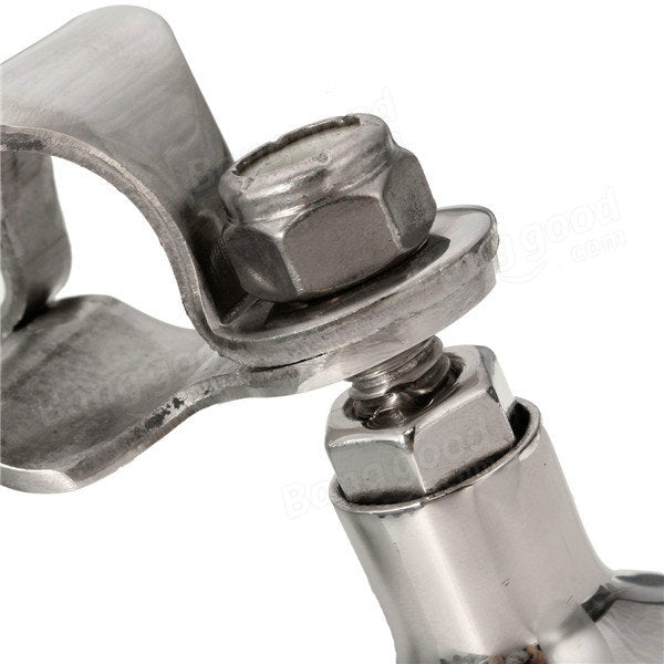 Stainless Steel 316 Marine Sport Boat Steering Wheel Knob Maneuvering Knob - Slabiti
