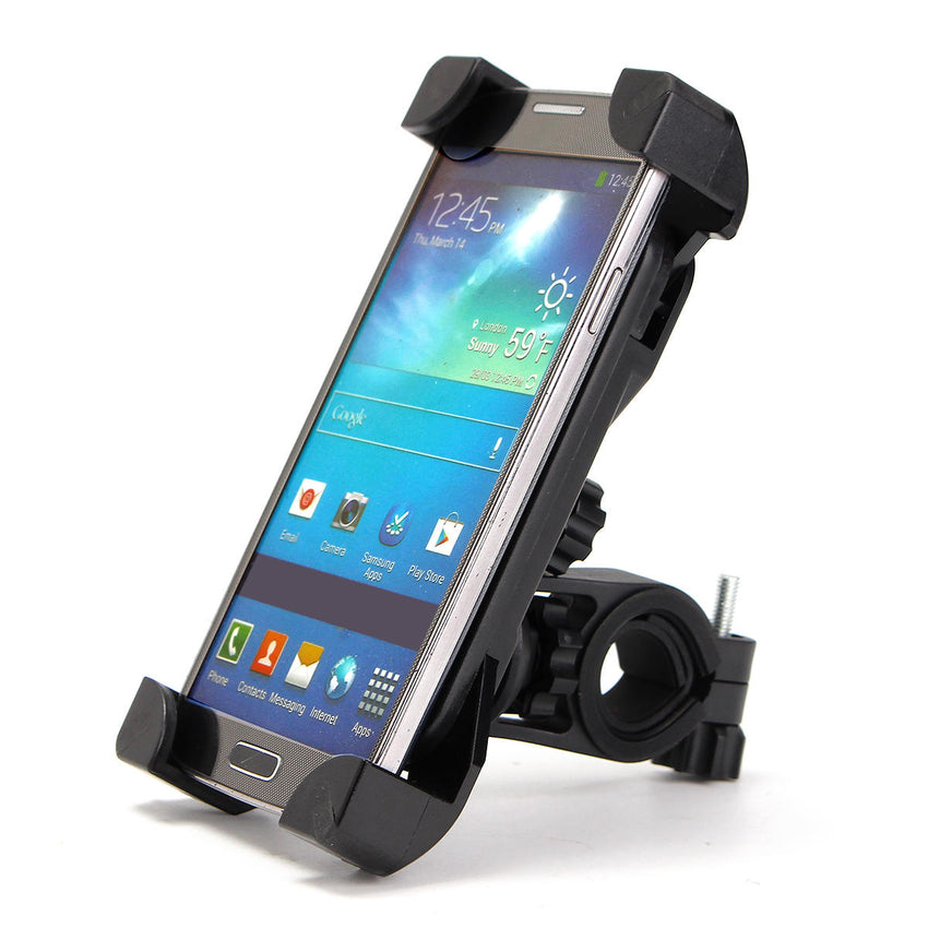 360 Bike Motorcycle Handlebar Mount Holder Universal For iPhone/Huawei/Xiaomi/Samsung Phone - Slabiti