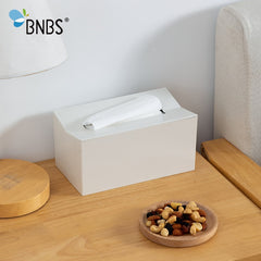 BNBS Kitchen tissue box Cover Napkin Holder For Paper Towels Boxes For Napkins Tissue Dispenser Wall Mounted Container For Paper - Slabiti