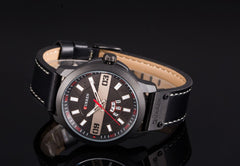 CURREN Men's Watch Fashion Casual Business Wristwatch Military Waterproof Quartz Male Clock Relogio Masculino Reloj Hombre - Slabiti