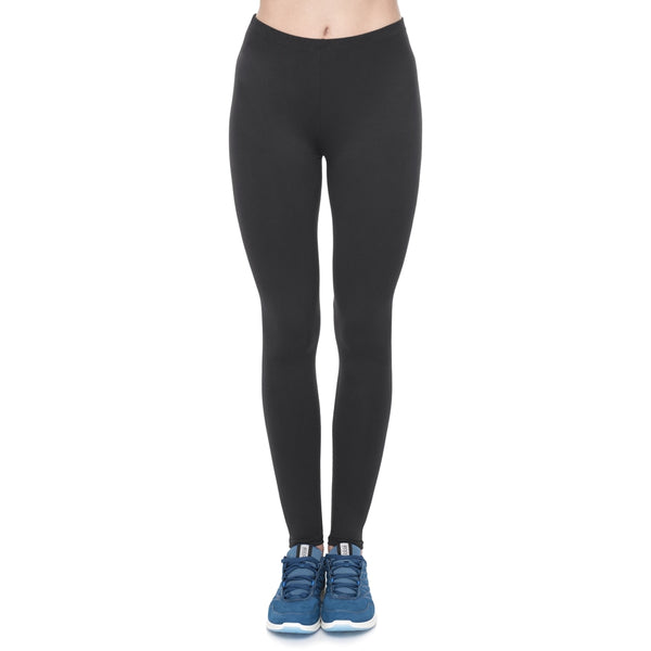 Fashion Women Legging Black Fitness Leggings Casual Durable Woman Pants - Slabiti