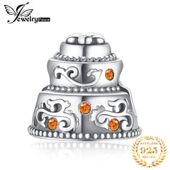 JewelryPalace Modern Building Castle Temple 925 Sterling Silver Charm Beads 2018 New Hot Sale Beautiful Gifts For Women - Slabiti