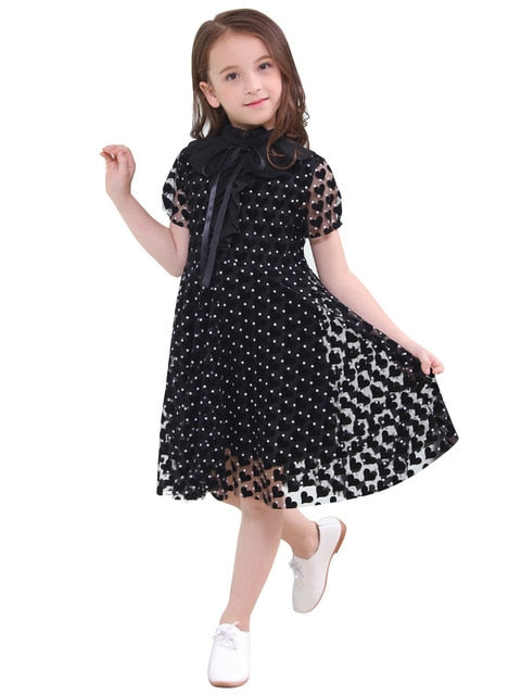 Princess Girls Dress Sequined Party Dress for 10 12 14 years Kids Teenage Girl Clothing - Slabiti