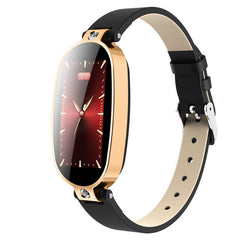 RGTOPONE B79 Women Smart Watch ECG PPG Heart Rate Monitor Blood Pressure Pedometer Bracelet Girl Lady Waterproof PrettyWristband - Slabiti