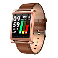 RGTOPONE Waterproof Smart Watch Sports Smartwatch Enhanced Accuracy IP68 Swimming Bluetooth Fitness Tracker Heart Rate Messages - Slabiti