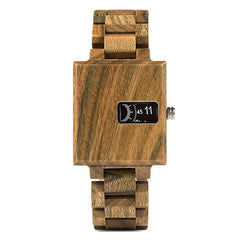 Relogio Masculino BOBO BIRD New Design Watch Men Wooden Luxury Brand Top Gift Quartz Wristwatches erkek kol saati Drop Shipping - Slabiti