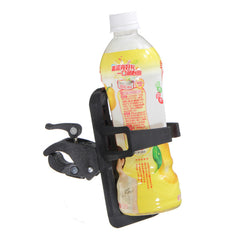 Motorcycle Bicycle Cycling Handlebar Cup Water Bottle Drink Holder - Slabiti