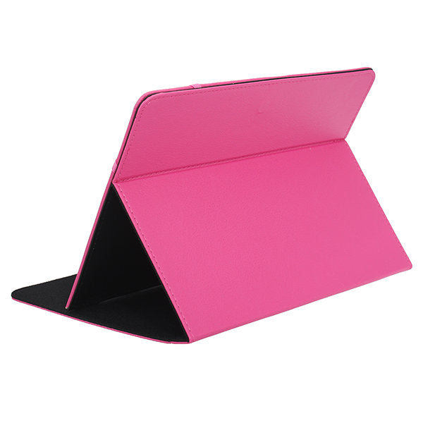 9.7 Inch Universal Snap Joint With Folding Stand Case For Tablet PC - Slabiti