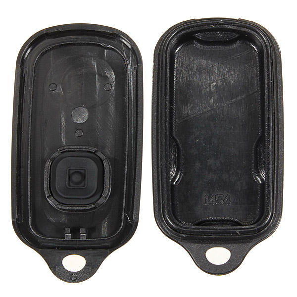 3 Button Replacement Key Keyless Remote Shell Fob Case for Toyota - Slabiti