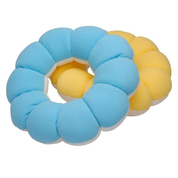 Plush Fabric Donut Elastic Lovely Multifunctional Cushion - Slabiti
