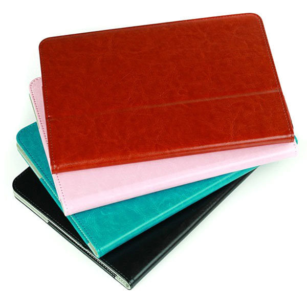 PU Leather Stand Holder Case For Samsung Galaxy Note 10.1 P600 2014 - Slabiti