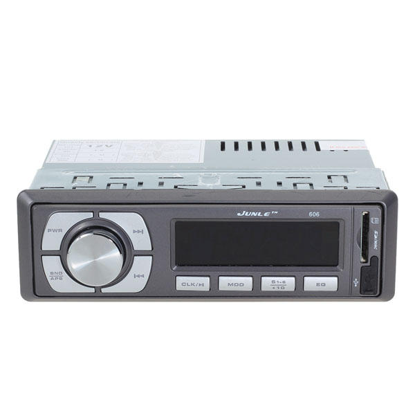 DC 12V 3.3-Inch LCD 4 x 45W Car Audio Card Machine Car MP3 Player 606 - Slabiti